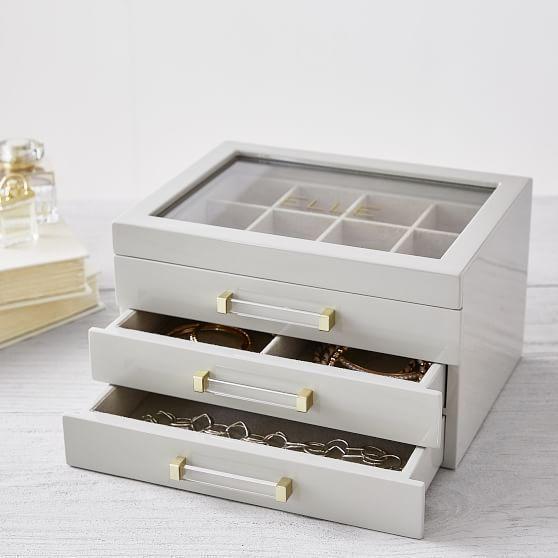 Elle Lack Schmuck Display Box   – Room Ideas – #Box #Display #Elle #Ideas #Lack …