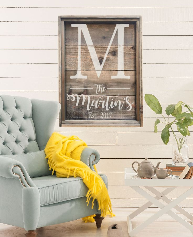 Best 20 Last name decor ideas on Pinterest House name signs