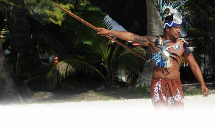 Vaka Eiva Canoe Race, Rarotonga 2014