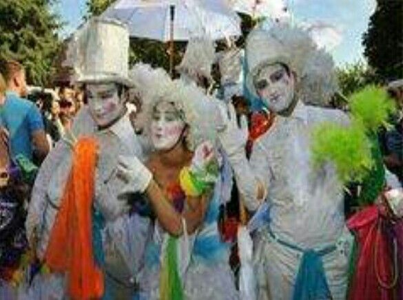 Orange blossom Carnival in Adana / Turkey