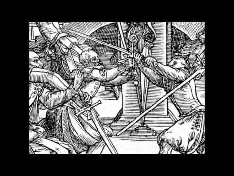Joachim Meyer's German Longsword Techniques - YouTube