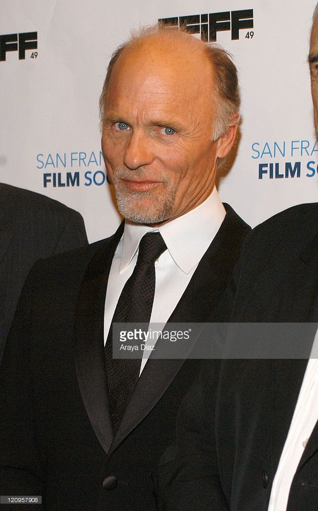 Ed Harris during 49th San Francisco International Film Festival - Awards Night at Westin St. Francis Hotel in San Francisco, CA, United States.