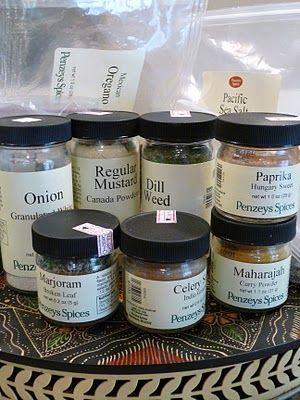 make your own... Tastefully Simple Seasoned Salt
