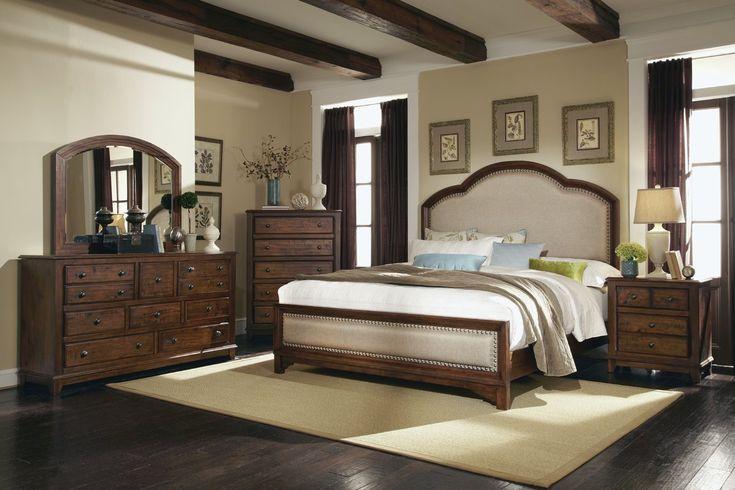 Lando Standard Configurable Bedroom Set
