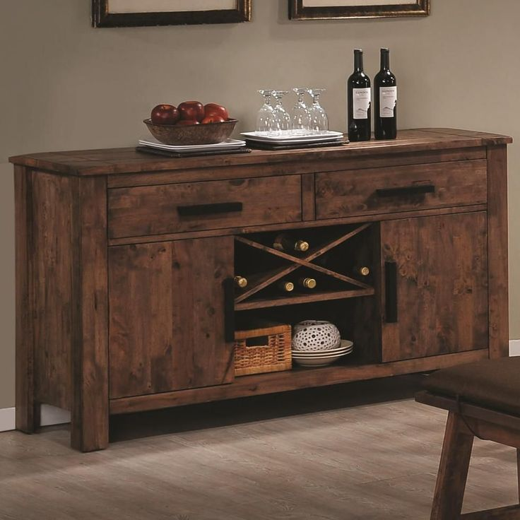 Buffet Server Table: Traditional Interior Design, Rustic Indoor . - 25+ Best Buffet Server Table Ideas On Pinterest Buffet Table