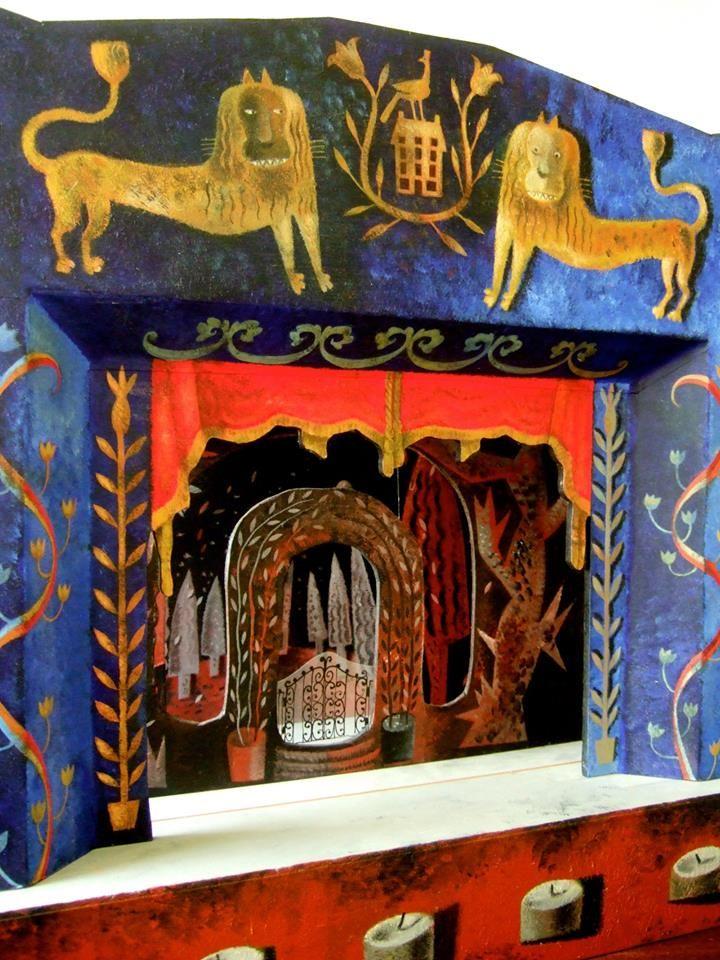die besten 25 kasperletheater ideen auf pinterest puppentheater ritterburg und modelleisenbahnen. Black Bedroom Furniture Sets. Home Design Ideas