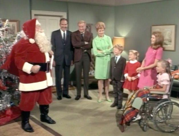 The expert, Millenium tv series christmas episode for