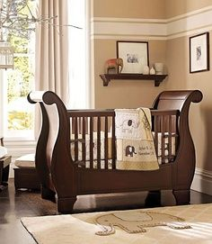 neutral baby nursery ideas | neutral baby room | Look around!