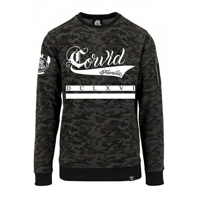 """Corvid"" Camo Bomber SweaterPart of our Winter 2016 Collection - coming soon at www.crmc-clothing.co.uk #alt #altwear #altfashion #altstyle #alternative #alternativefashion #alternativestyle #winter2016 #fashionstatement #winter #fashionista #winter #winteriscoming #winterwear #bomber #sweatshirt #sweaterweather #calligraphy #camo #bomberjacket #camosweater #style #alternativeguy #alternativeboy #alternativegirl #alternativeteen #hoods #dclxvi #sixsixsix"