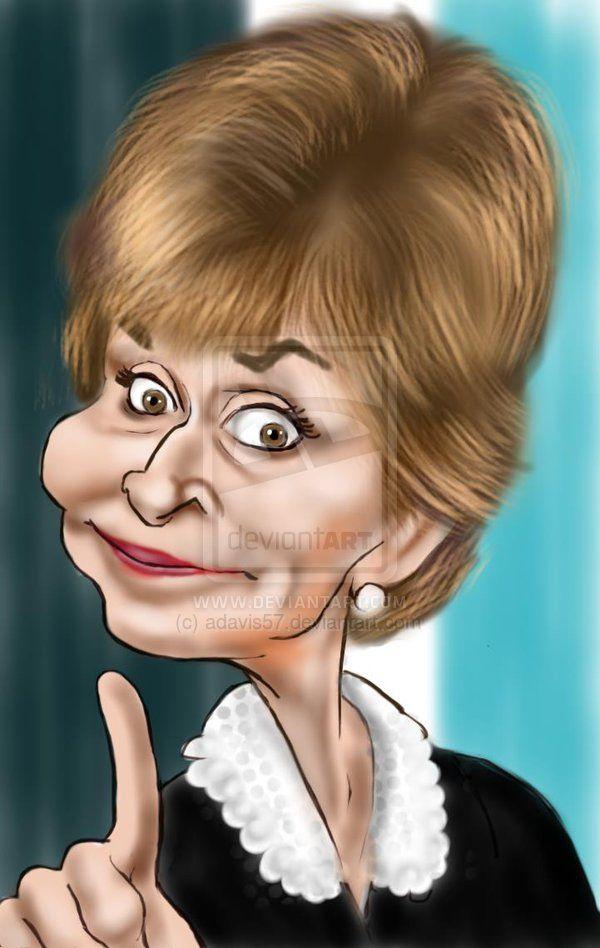 Judge Judy by adavis57 on deviantART