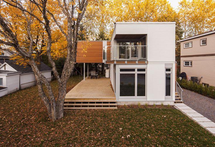 Galería - Casa L / CCM2 Architectes - 2