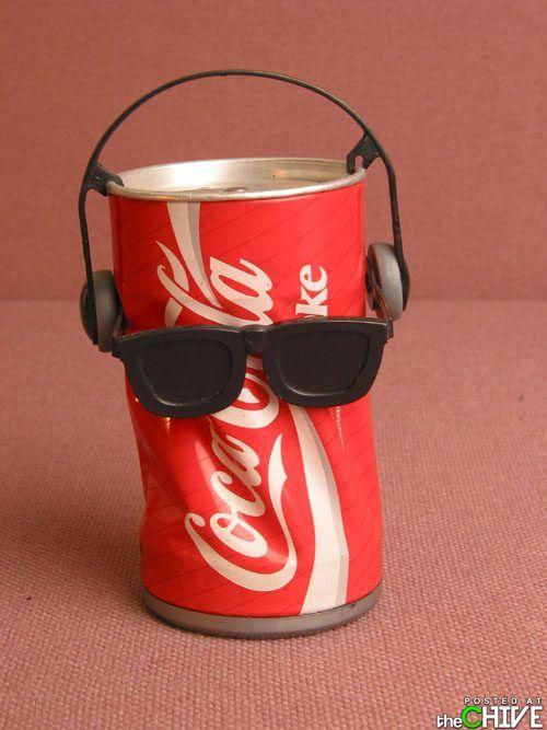 Dancing Coke