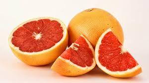Resultado de imagem para frutas cítricas pomelo rosado
