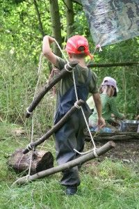 The Forest School ethos has six principles, which were agreed by the UK Forest School community in 2011. For more information on what Forest School is and how the guiding principles were agreed see