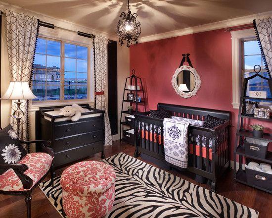 baby girls room! SO cute