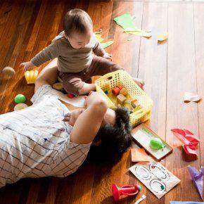 15 petits jeux d'éveil tout simples pour occuper bébé - Famili.fr