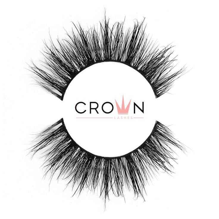 -SELF MADE- 3D Luxurious Silk Lashes. These Fake Lashes are handmade and cruelty free! Crown Lashes are ultra luxurious, lightweight and with their matte fibers, they are super natural looking! Their ultra thin seamless band will make the process of your fake lashes application easier then ever! Our latex-free Crown glue provides a precise and mess free application. 21.99$ can