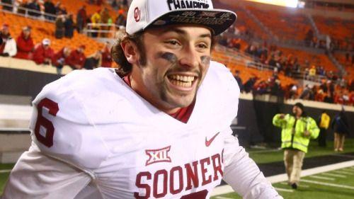 Oklahoma football: Baker Mayfield walks, dances into star role... #BakerMayfield: Oklahoma football: Baker Mayfield walks,… #BakerMayfield