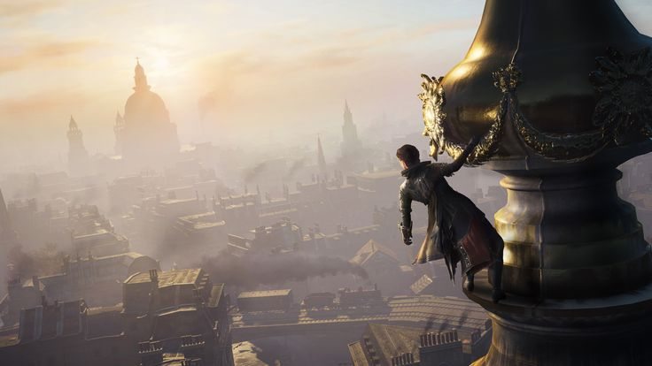 Artwork — Assassins Creed: Syndicate