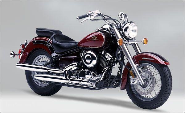 Yamaha V Star 1100. Be mine