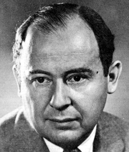 John von Neumann ~ Juggling memories