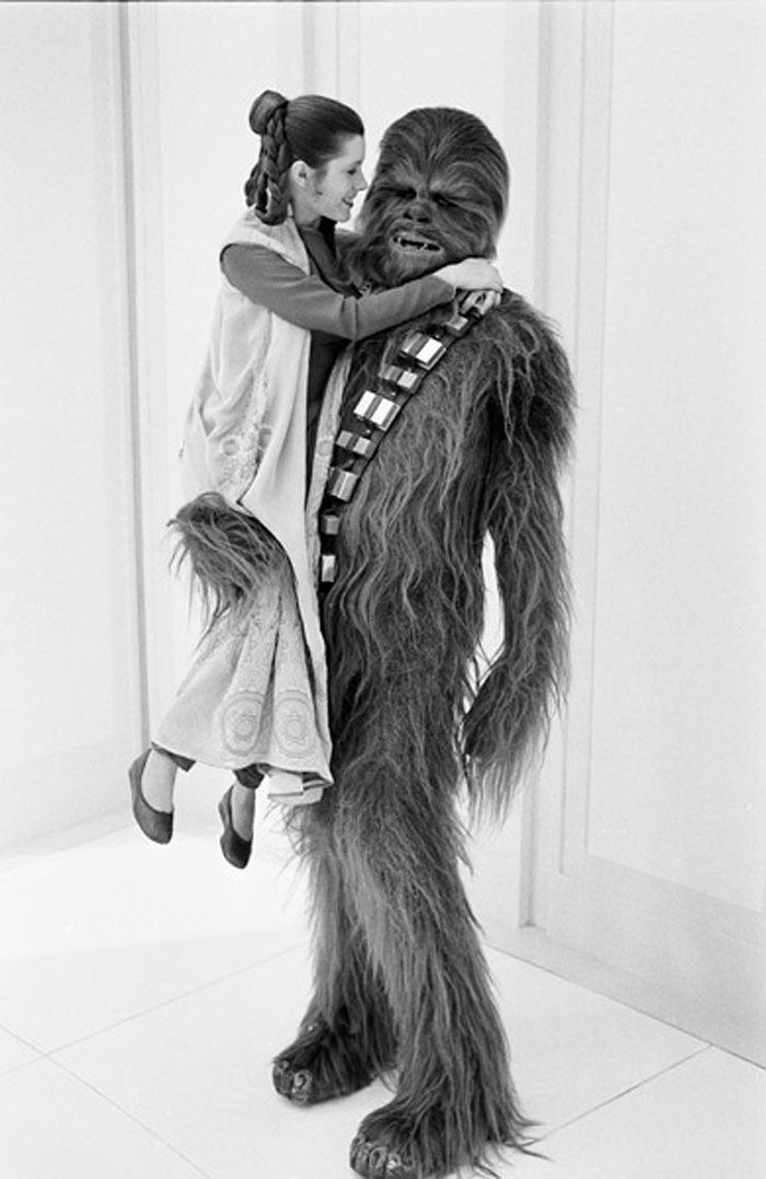 Carrie and chewy