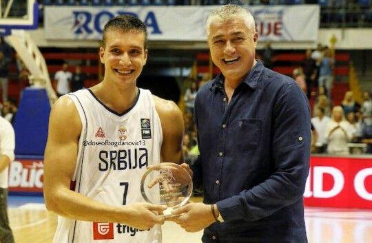 MVP 13.08.2017;Trofej Beograda