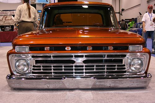 Ford Lowrider Truck