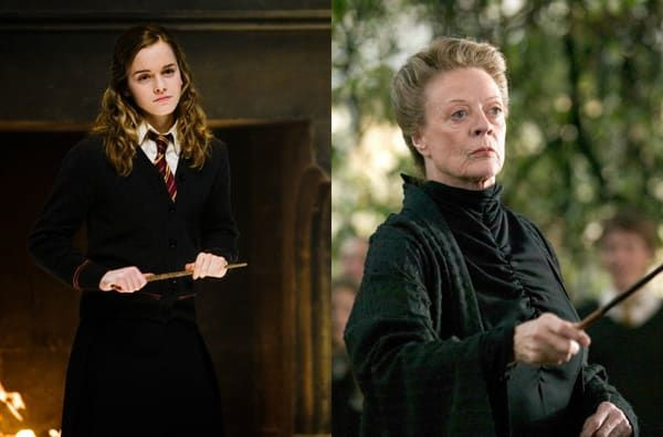 Professor McGonagall: The Mentor Hermione Granger Couldn't Have Gone Without    It's not news to any Harry Potter fan that Professor Minerva McGonagall is an empowering and all-around incredible character, whose attributes have remained a constant throughout the course of the series. Her character has lived in many shadows (Dumbledore's, Black's and Snape's come to mind), including Hermione ...  It's not news to any Harry Potter fan that Professor Minerva McGonagall is an empowering and…