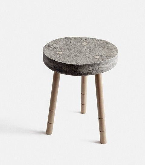 Pulp Stool   Crafted by Paula Szwedkowicz   Warehouse Home Seating