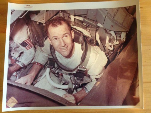 Astronaut Ed White | Astronauts in space, Apollo space program