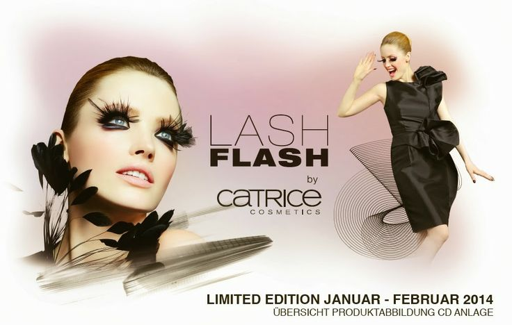 "Betty Nails: Limited Edition ""Lash Flash"" by CATRICE"""