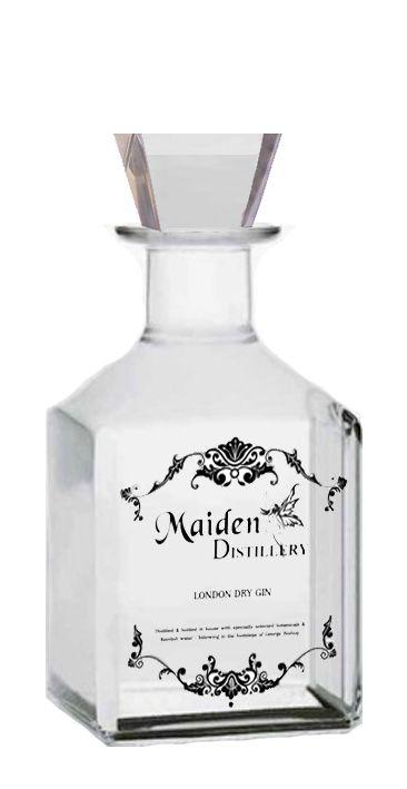 Maiden Distillery Edition Gin.