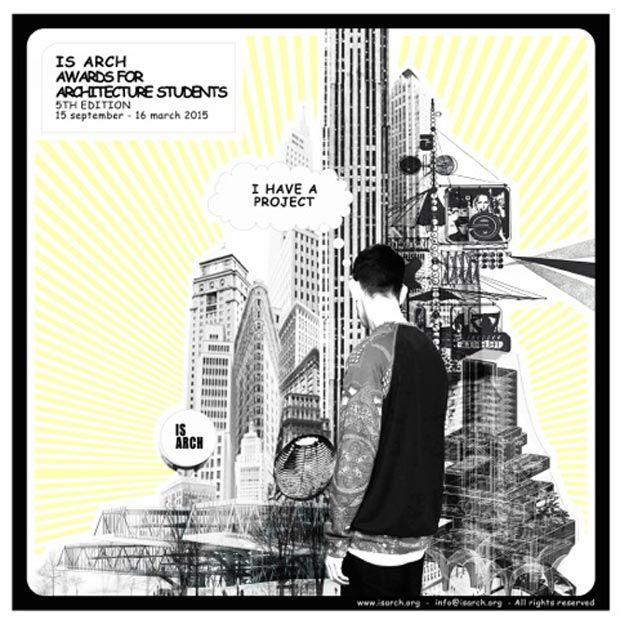 5º edición de los Premios Is Arch para estudiantes de arquitectura