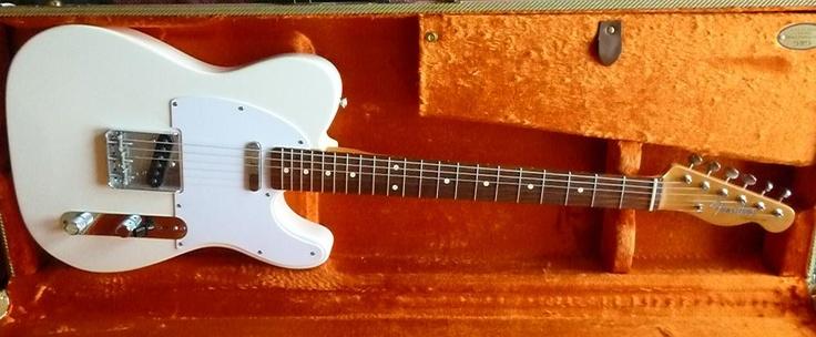 Steve Cropper's Fender Telecaster