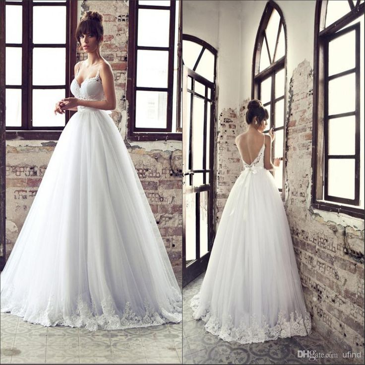 Wholesale Ball Gown Wedding Dresses - Buy 2013 Julie Vino Bridal Gowns New Design Sweetheart Spaghetti Starp Ball Gown Lace Backless Wedding Dresses BRI-163, $139.71 | DHgate