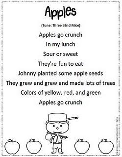 Apple poem