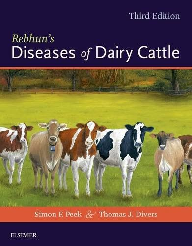 Rebhun's Diseases of Dairy Cattle, 3e