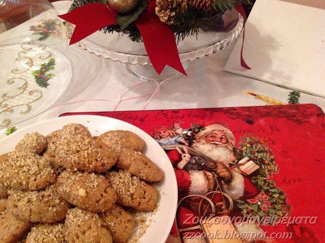 Ζουζουνομαγειρέματα: Μελομακάρονα φανταστικά, Χριστούγεννα 2015!!!