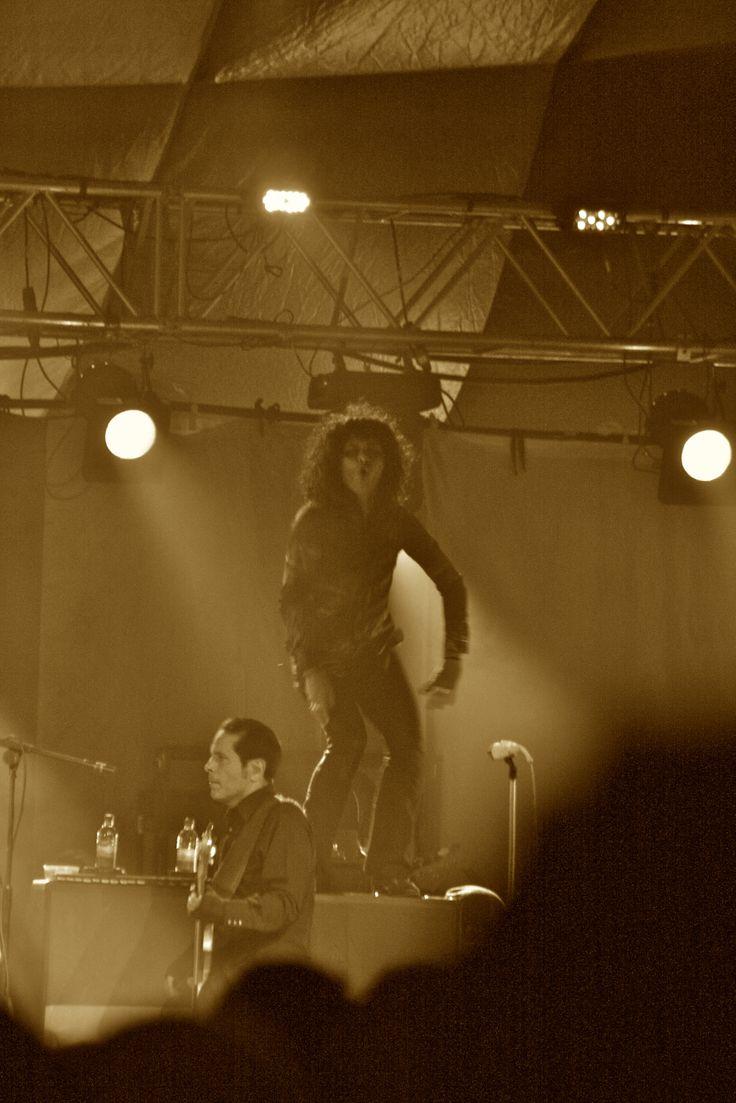 The Mars Volta @ Latitude Festival 2008
