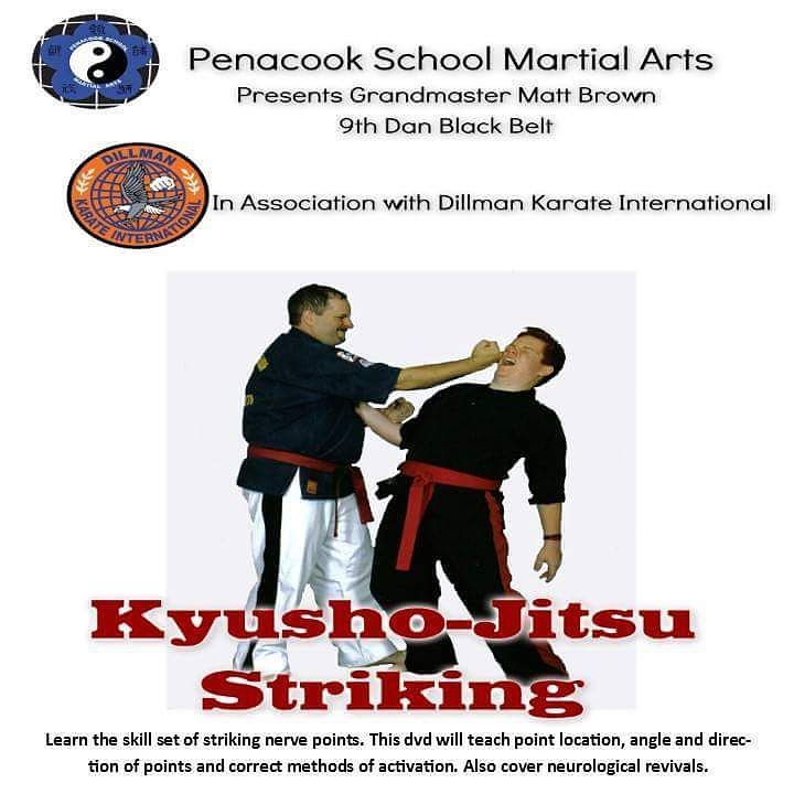 """I am having a special online sale on my website!!!! Buy my Kyusho-jitsu Striking DVD and get ANY other DVD for FREE. (You save $$$!!!) This was the first DVD I ever made with over 1 hour of instruction on how to use over 50 pressure point!! How to find them what they are used for how to attack them and more!!! This DVD contains several knockouts and how to properly revive someone if you do! Use the code """"Summer Sale"""" to get the discount and remember all shipping is only $5 in the US and $10…"""
