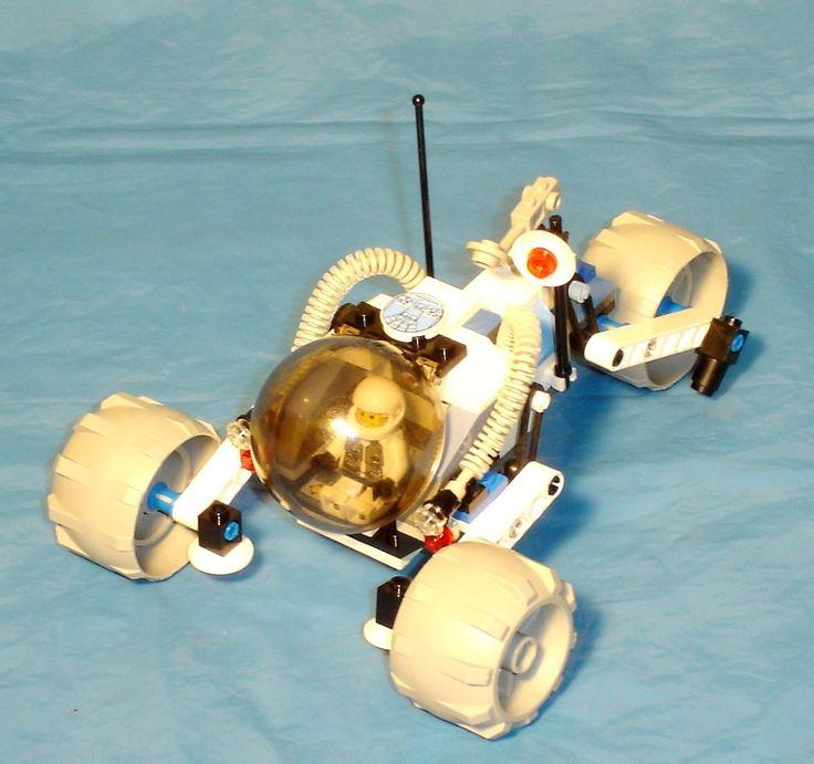 Lego Mars Mission- 7312- T3-Trike +OBA -kompl.Raumschiff Auto | eBay
