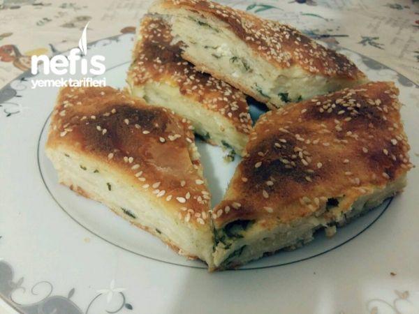 Tel Tel Tepsi Böreği ( Annemin )