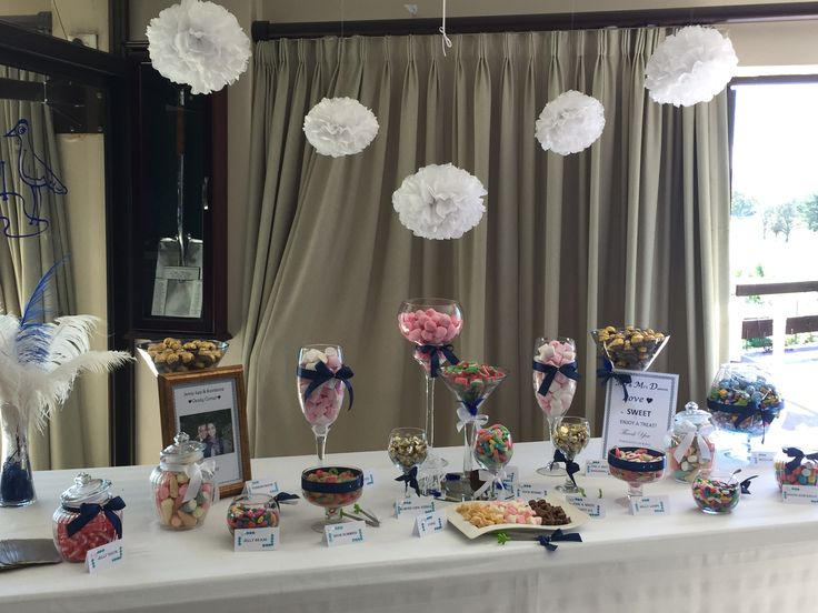 Wedding Candy Corner