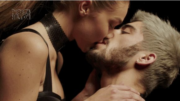 Zayn Malik & Gigi Hadid Making Out Is The 17th Sexiest Music Video ...