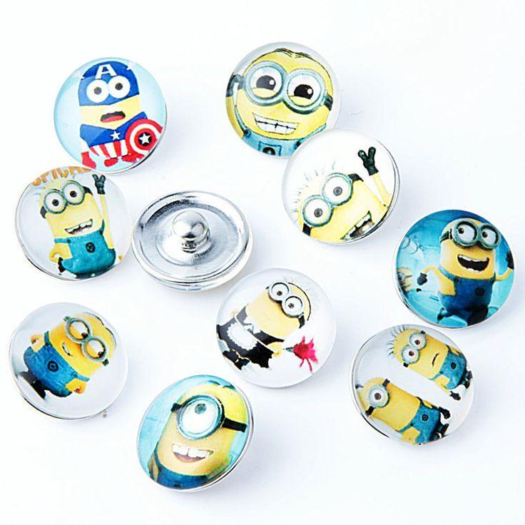 60pcs/lot mix colors wholesale toy watches snap silver watch glass 18mm snap silver for DIY silver jewelry