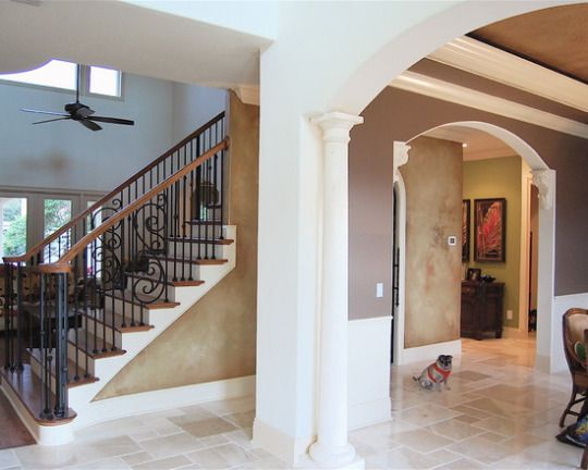 Best Home Design Decorating Remodeling Ideas Painted Stair 400 x 300