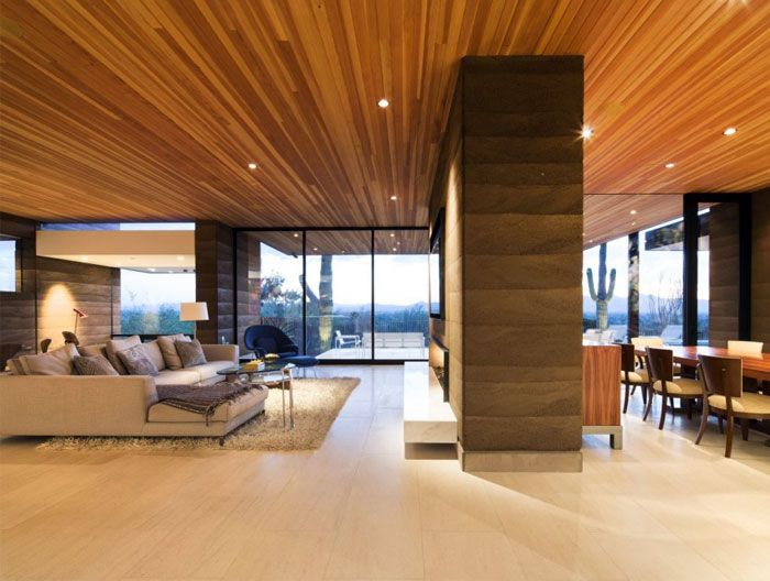 A Simple Home of Sophisticated Elegance - InteriorZine