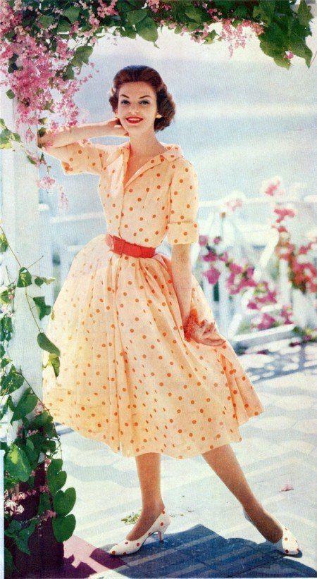 чем большей фото платье ретро весна месте, тамга есть