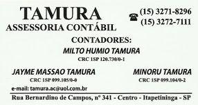 TAMURA ASSESSORIA CONTÁBIL